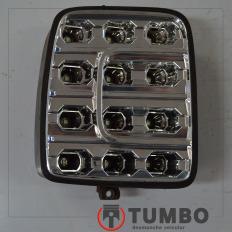 Luz de placa led da lanterna lado esquerdo da S10 2.4 LTZ 2012/...