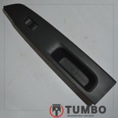 Botão do vidro elétrico traseiro esquerdo da S10 2.4 LTZ 2012/...
