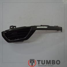 Moldura com difusor de ar central do painel lado esquerdo da S10 2.4 LTZ 2012/...