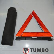 Triângulo de segurança da S10 2.4 LTZ 2012/...