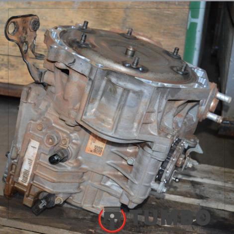 Caixa de câmbio automático com detalhes do Jetta 2.0 2012