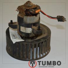 Eletroventilador do ar condicionado do Gol G6 1.0 2014