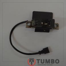Fechadura elétrica do porta malas do Gol G6 1.0 2014