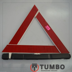 Triângulo de segurança do Voyage 1.6 G6