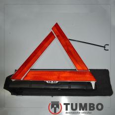 Triângulo de segurança da S10 LTZ 2.4 Flex 2012/2015