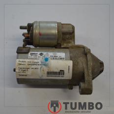 Motor de arranque/partida do Sandero 1.0 2014