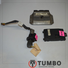 Kit de injeção 237102472R do Sandero 1.0 2013