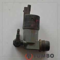Motor reservatório do parabrisa do Sandero 1.0 2014