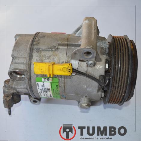 Compressor do ar condicionado do C3 1.6 2012/2015