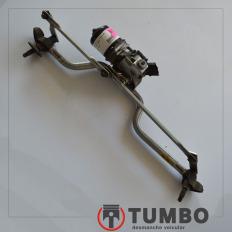 Motor limpador do parabrisa do Clio 1.0 16V 2014