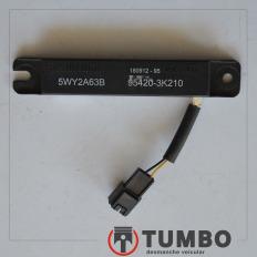 Sensor de presença chave keyless da IX35 2.0 flex