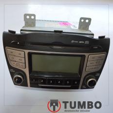 Rádio original da IX35 2.0 gasolina
