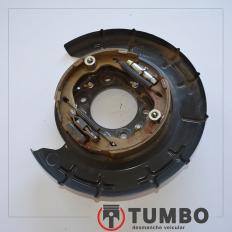 Conjunto de freio traseiro esquerdo da IX35 2.0 flex