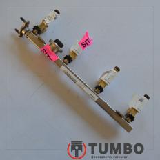 Flauta com bicos injetores da IX35 2.0 gasolina