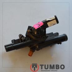 Carcaça e válvula termostática da IX35 2.0 gasolina