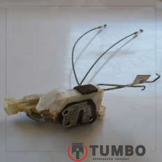 Fechadura elétrica da porta dianteira esquerda da S10 2012/...
