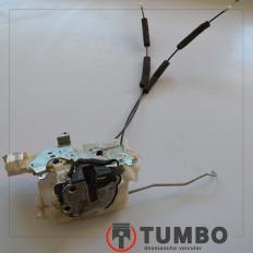 Fechadura elétrica da porta traseira direita da S10 2012/...