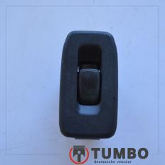 Botão do vidro traseiro esquerdo da Pajero TR4 Flex 4x4