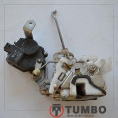 Fechadura elétrica traseira direita da Pajero TR4 Flex 4x4