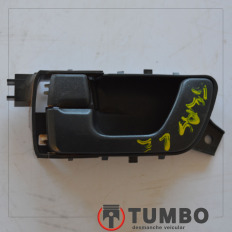 Maçaneta interna da porta traseira esquerda da Pajero TR4 Flex 4x4