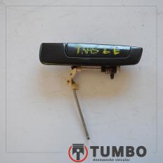 Maçaneta traseira esquerda da Pajero TR4 Flex 4x4
