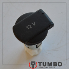 Plug tomada de 12V do Gol G6 1.6