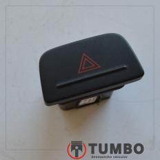 Botão do pisca alerta do Gol G6 1.6
