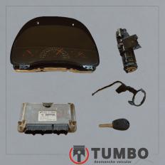 Kit de injeção 51900925 com detalhes da Doblô 1.4 2013