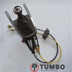 Alavanca de marcha manual com cabos do Ônix Lolla 1.0 2014