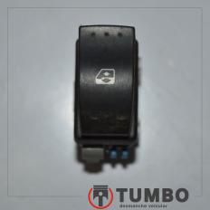 Botão comando vidro individual do Sandero 1.6 2014