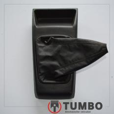 Acabamento da alavanca com coifa da Pajero TR4 Flex 4x4