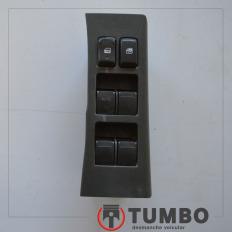 Botão do vidro dianteiro esquerdo da S10 2012/...
