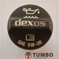 Tampa de óleo do motor da S10 2014/... 2.8 Diesel 200CV