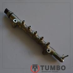 Flauta injetora common rail completa da S10 2014/... 2.8 Diesel 200CV