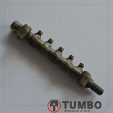 Flauta injetora common rail sem sensor da S10 2014/... 2.8 Diesel 200CV