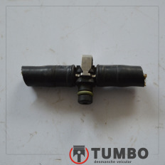 Tubo T de retorno dos bicos (Central) da S10 2014/... 2.8 Diesel 200CV