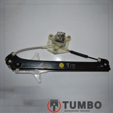 Máquina de vidro manual traseira direita do VW UP 2018 TSI
