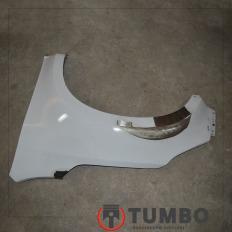 Paralama esquerdo da S10 2012/... recuperado branco