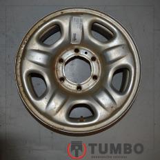 Roda de ferro da S10 2012/... Aro 16 prata