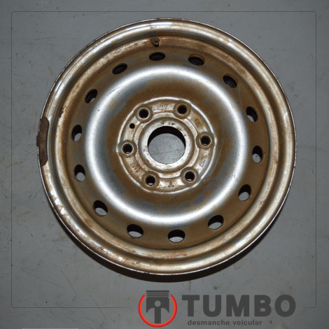 Roda de ferro da L200 Triton Aro 16