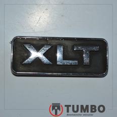 Emblema XLT da Ranger 3.0 Ano 05/12