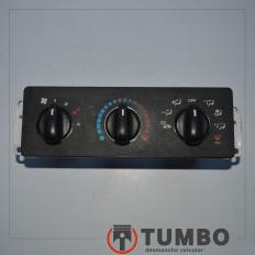 Comando do ar condicionado da Ranger 3.0 2010 LTD 4x4