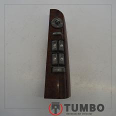 Botão do vidro dianteiro esquerdo da S10 2.4 flex 2010