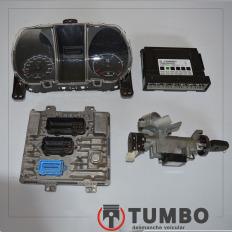 Kit de injeção 55597307 da S10 LT 2.8 200CV