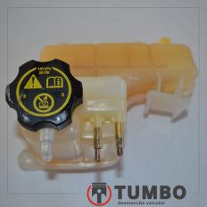 Reservatório de água do radiador da S10 LT 2.8 200CV