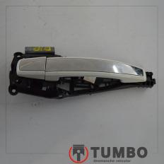 Maçaneta da porta dianteira direita cromada da S10 2012/... LTZ 2.4 Flex
