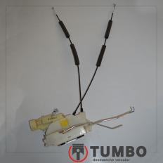 Fechadura elétrica dianteira esquerda da S10 2012/... LTZ 2.4 Flex
