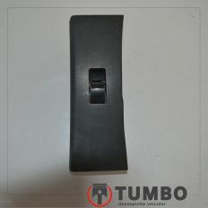 Botão do vidro dianteiro direito com detalhes da S10 2012/... LTZ 2.4 Flex
