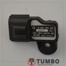 Sensor de pressão da admissão da Ford Transit 2.4