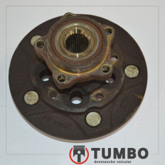 Cubo de roda dianteiro da Ford Transit 2.4